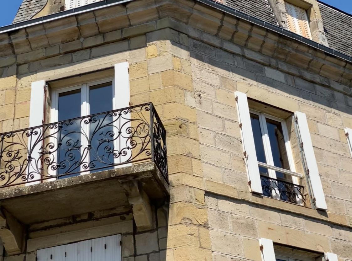 Brive - Appartement T3 lumineux avec balcon pour les amoureux du centre ville