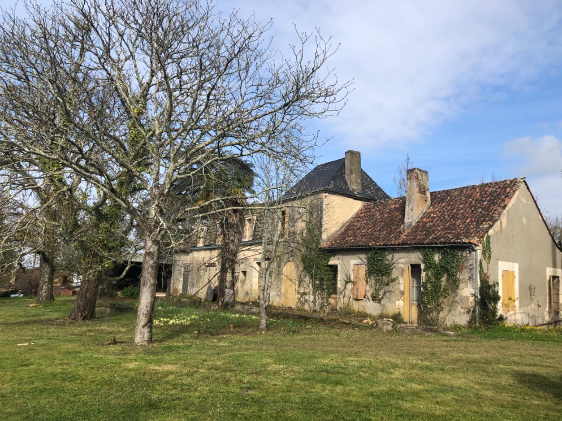 Magnifique vignoble de 45 hectares sur les hauteurs de Bergerac.
