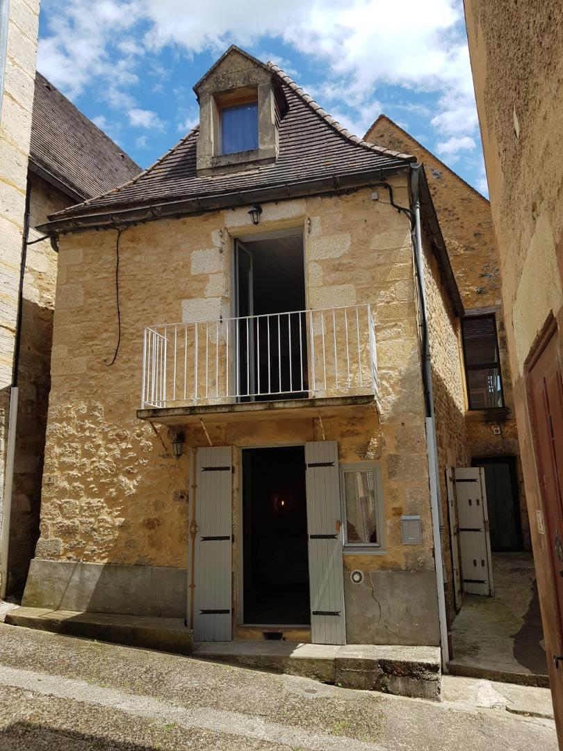 Saint-Cyprien - Jolie maison de village avec deux chambres en suite.