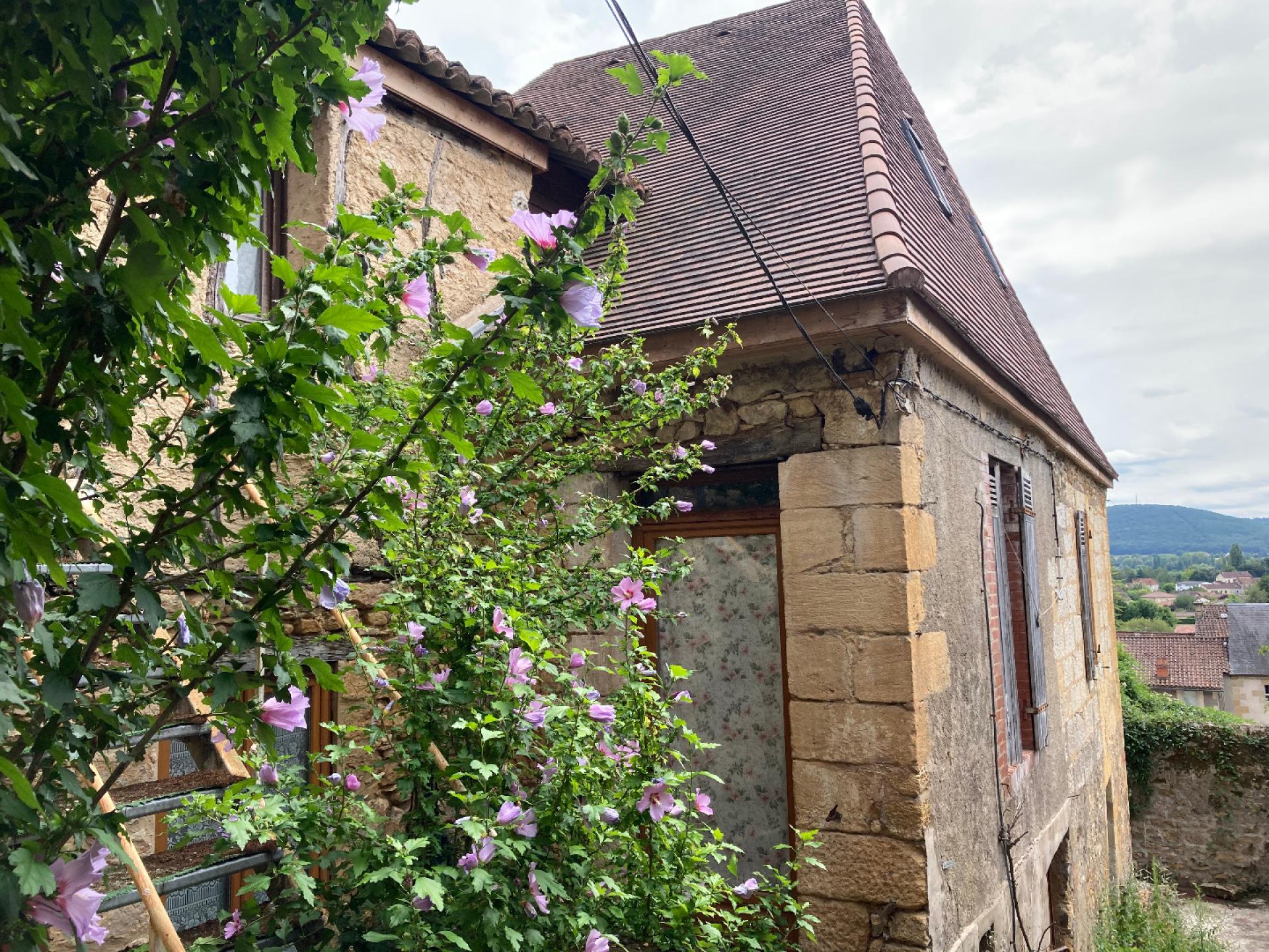Maison de village avec vue