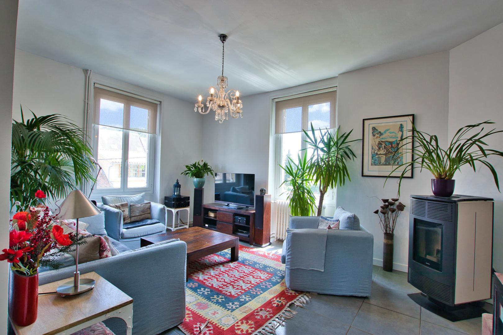 CENTRE SARLAT -Appartement avec jaccuzi, terrasse